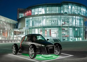 Audi wireless charging 1G