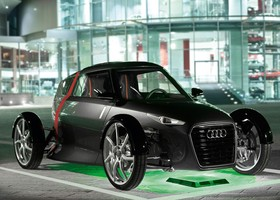 Audi wireless charging 2G