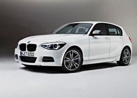 BMW M135i is