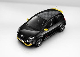 Renault Twingo RS Red Bull RB7, techo
