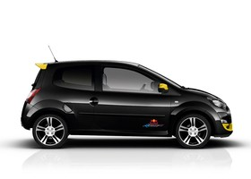 Renault Twingo RS Red Bull RB7, lateral