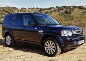 Land Rover Discovery, lateral
