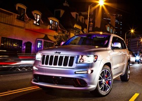 Jeep Grand Cherokee SRT