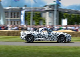 Jaguar F-Type Goodwood 2012