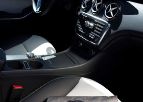 Mercedes A-Class selection