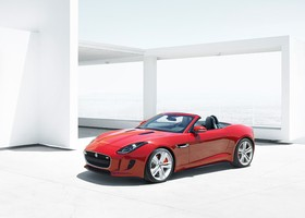 Primeras fotos Jaguar F-Type