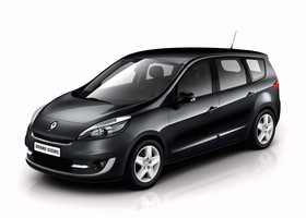 Renault Grand Scenic Techno Tab