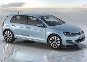 El Volkswagen Golf Bluemotion consume solamente 3,2 l/100km.