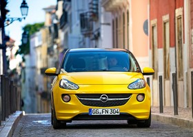 Opel Adam, frontal