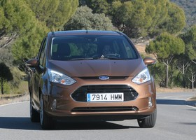Ford B-Max, frontal