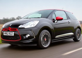 Citroën DS3 DSport Red