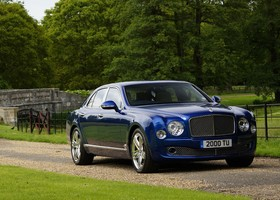 Bentley Mulsane 2013