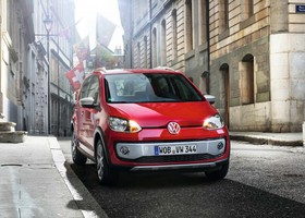 Volkswagen Cross Up! Lo veremos en Ginebra.