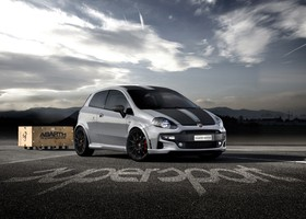 Gama Abarth 2013 Abarth Punto Supersport