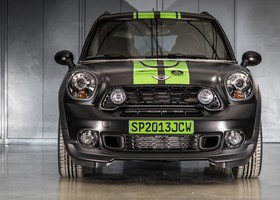 Mini Countryman John Cooper Works All4 Dakar Winner 2013