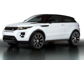 Range Rover Evoque Black Design Pack.