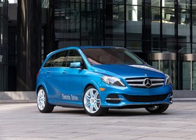 Mercedes B Electric Drive