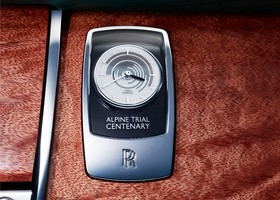 Rolls Royce Alpine Trial Centenary Collection