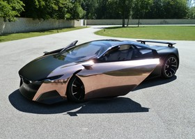 Peugeot Onyx Concept Goodwood 2013