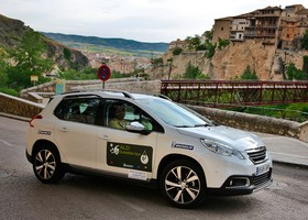 ALD Ecomotion Tour 2013 Peugeot 2008