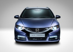 Honda Civic Tourer Frankfurt 201