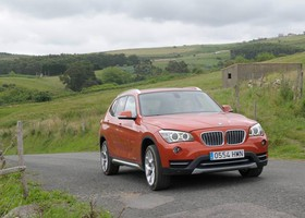 BMW X1 sDrive 2.0i 2012