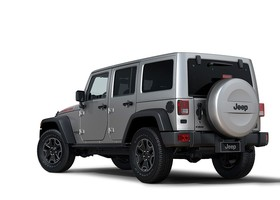Jeep Wrangler Polar y Rubicon 2014