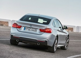 BMW Serie 4 Gran Coupe.