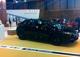 Honda Civic Black Edition Sport, Madrid 2014