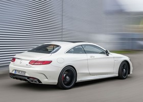 Mercedes Clase S AMG.