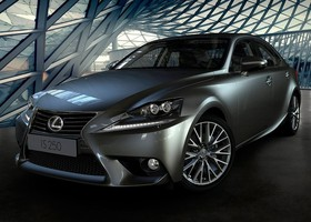 Lexus IS MY 2015
