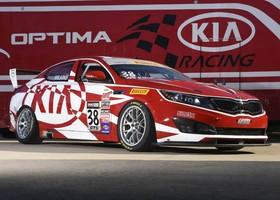 Kia Racing Optima