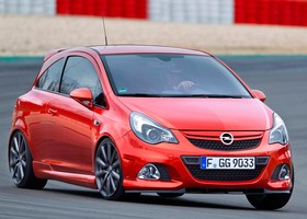 Opel Corsa OPC Nurburgring Edition