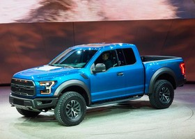 Ford Raptor pick up