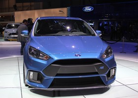 Ford Focus RS, en el Salon Ginebra 2015