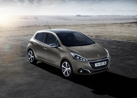 Restyling Peugeot 208