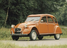 La mayor concentración de Citroën 2CV