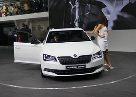 Skoda Superb Familiar