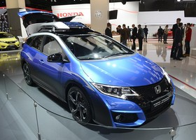 Honda Civic Active Tourer
