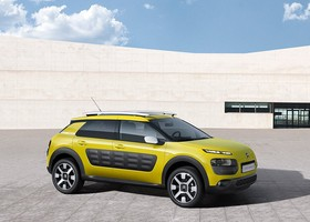 Los Citroën Made in Spain C4 Cactus