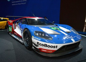 Ford GT Race Car en Los Ángeles 2015