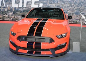 Ford Mustang Shelby GT 350 Los Ángeles 2015