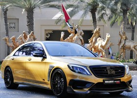 Brabus Rocket 900 'Desert Gold' Edition