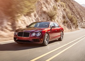 El Bentley Flying Spur V8 S debuta en Ginebra 2016