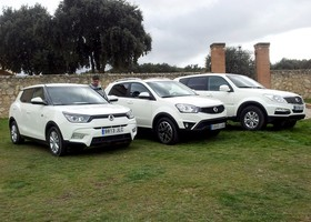 Gama 4x4 SsangYong