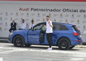 Real Madrid de baloncesto y Audi