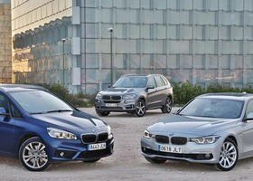 Gama BMW iPerformance