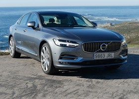 Prueba del Volvo S90 D4 Inscription 2016