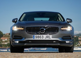 Prueba del Volvo S90 D4 Inscription 2016 4