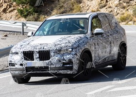 Fotos espía BMW X5 2018 1